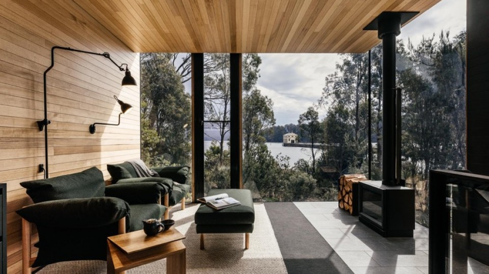 The Retreat Pumphouse Point Lake St Clair Tasmania